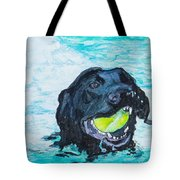 The Retrieve Tote Bag by Roger Wedegis
