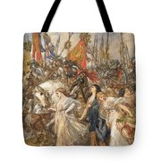 The Return Of The Victors Tote Bag