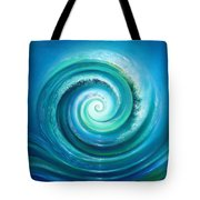 The Return Wave Tote Bag
