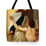 The Return Tote Bag by William Cave Thomas