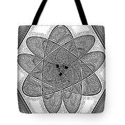 The Rh Molecule Tote Bag