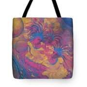 The Rhythm Of Carnival Tote Bag
