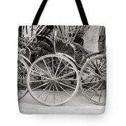 The Rickshaws Tote Bag