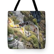 The Ride Up Tote Bag