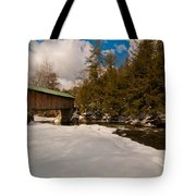 The Right Path Tote Bag