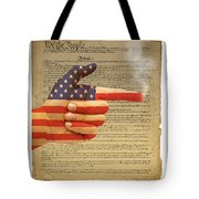 The Right To Bear Arms-4 Tote Bag