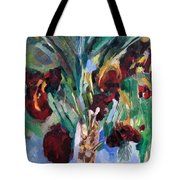 The Righteous Will Flourish Like The Date Palm Tree Tote Bag