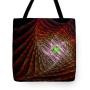 The Rippled Effect Tote Bag