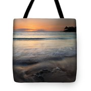 The Rise And Fall Tote Bag by Mike  Dawson