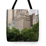 The Ritz Carlton Central Park Tote Bag