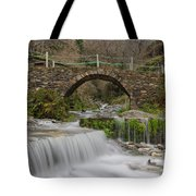 The River And The Village Tote Bag