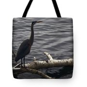 The River Master Tote Bag