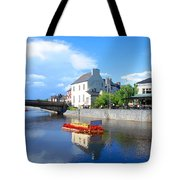 The River Nore Tote Bag
