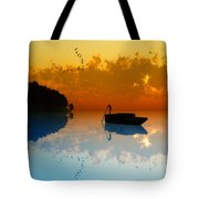 The Riverboat... Tote Bag