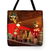 The Rivers Saloon Tote Bag