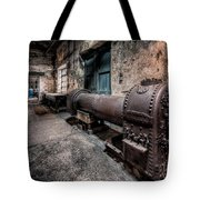 The Riveted Boiler Tote Bag