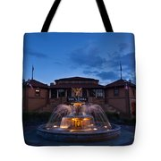 The Riviera On Geneva Lake Wi Tote Bag