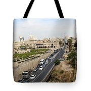 The Road To Bethlehem Tote Bag