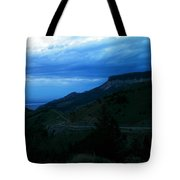 The Road To Cody Tote Bag