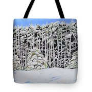 The Road To Petoskey Tote Bag