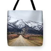 The Road To Soldier Creek Tote Bag