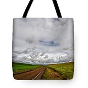 The Road To Where Tote Bag