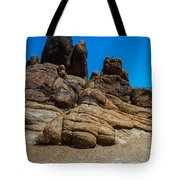 The Rock Formation Tote Bag