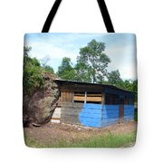 The Rock House Tote Bag
