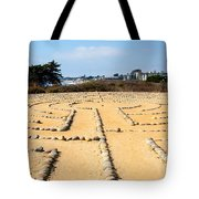 The Rock Maze Santa Barbara Tote Bag
