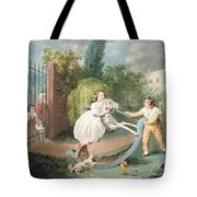 The Rocking Horse Tote Bag