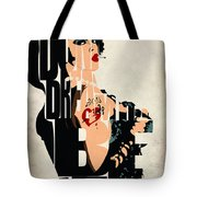 The Rocky Horror Picture Show - Dr. Frank-n-furter Tote Bag