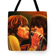The Rolling Stones Tote Bag