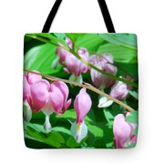 The Romance Flower Tote Bag