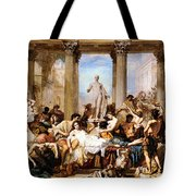 The Romans Of The Decadence Tote Bag