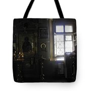 The Room - Moscow - Russia Tote Bag