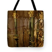 The Room Of Gears Tote Bag
