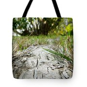 The Root Of Happiness Tote Bag