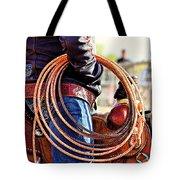 The Rope Tote Bag