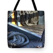 The Ropes Tote Bag