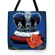 The Rose & Crown Tote Bag