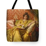 The Rose Tote Bag