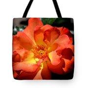 The Rose Of Joy Tote Bag