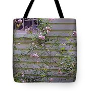 The Rose Shed Tote Bag