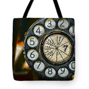 The Rotary Dial Tote Bag
