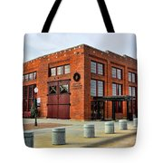 The Roundhouse Evanston Wyoming - 1 Tote Bag