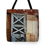 The Roundhouse Evanston Wyoming - 2 Tote Bag