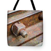The Roundhouse Evanston Wyoming - 4 Tote Bag
