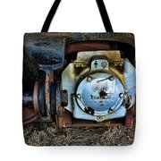 The Roundhouse Evanston Wyoming Dining Car - 3 Tote Bag