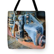 The Roundhouse Evanston Wyoming Dining Car - 4 Tote Bag