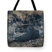 The Route Down Tote Bag